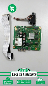 Placa Principal + Sensor De Controle Panasonic Tc-32d400b