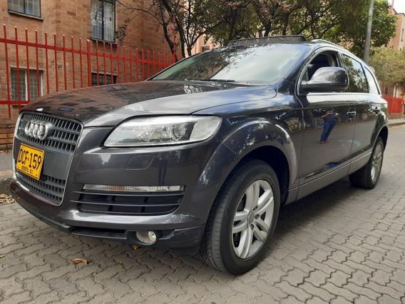 Audi Q7 2009, Cc 3.6, Negro