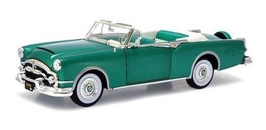 1953 Packard Caribbean Verde - Escala 1:18 - Yat Ming