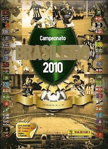 Lote 46 Figurinhas Campeonato Brasileiro 2010 Prateadas Dife
