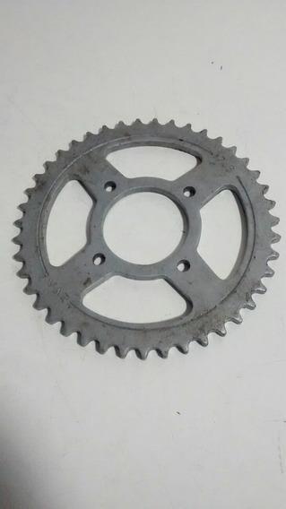 Coroa Roda Intruder 125 43 Dentes Vaz 14285
