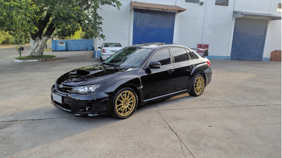 Subaru Impreza 2.5 Wrx 2011 Turbo Sedan Awd 5p