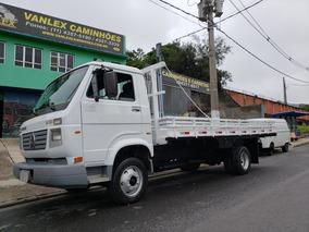 Caminhao 3/4 Vw 8120 2011 Carroceria Ñ 8160 9160 10160