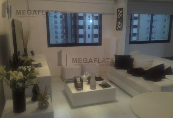 02610 - Flat 1 Dorm, Moema - São Paulo/sp - 2610