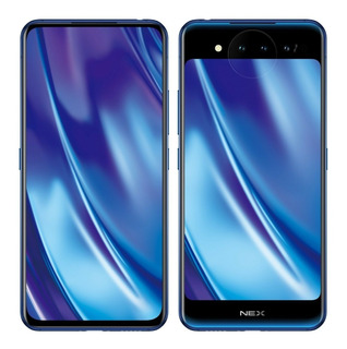 Vivo Nex Dual Display 128gb Blue 10gb Ram