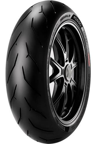 Cubierta Pirelli 180 55 17 Zr Diablo Rosso Corsa 73w Cbr Fas