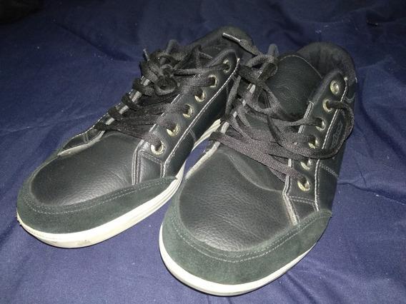 Zapatillas Reebok Negras Originales Talle 45.5