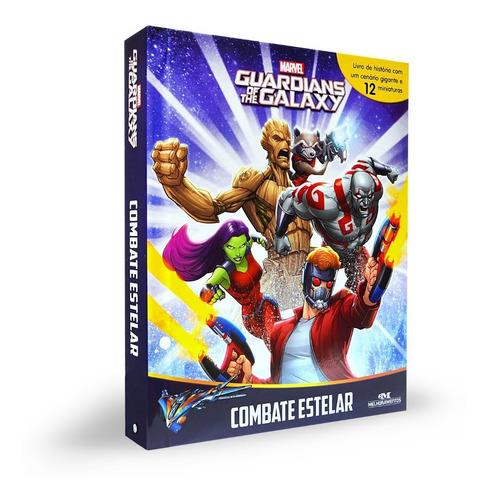 Imagem 1 de 5 de Combate Estelar - Guardians Of The Galaxy