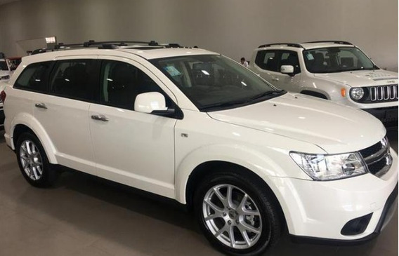 Dodge Journey Rt 3.6l V6 Fwd Aut Completo 0km2018