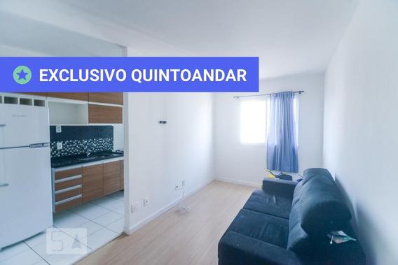 Apartamento No 13º Andar Com 1 Dormitório - Id: 892953338 - 253338
