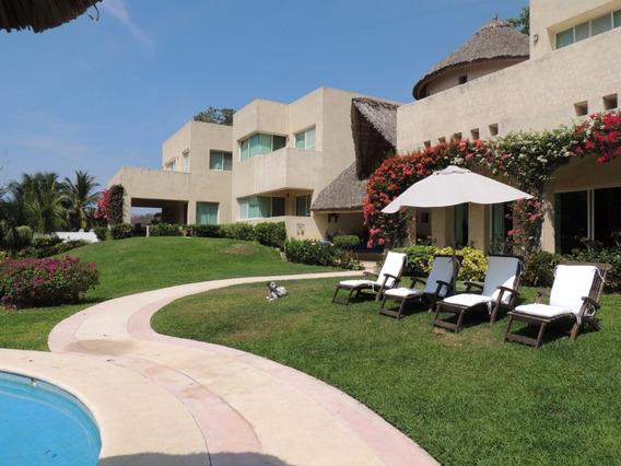 Casa Lujosa En Acapulco
