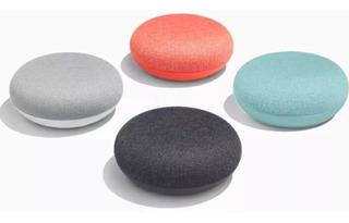 Google Home Mini Negro Y Blanco Sellados Promo Solo 5