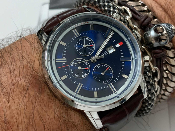 Tommy Hilfiger Chronograph Th.191.1.14.2011 Wr50m