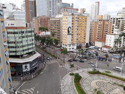 Apartamento Com 2 Dorms, Gonzaga, Santos, Cod: 10488 - A10488