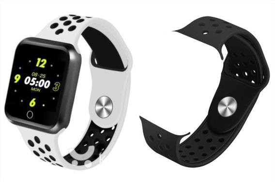 Relógio Smartwatch Oled Pro 2 Com Pulseira Extra- P. Entrega