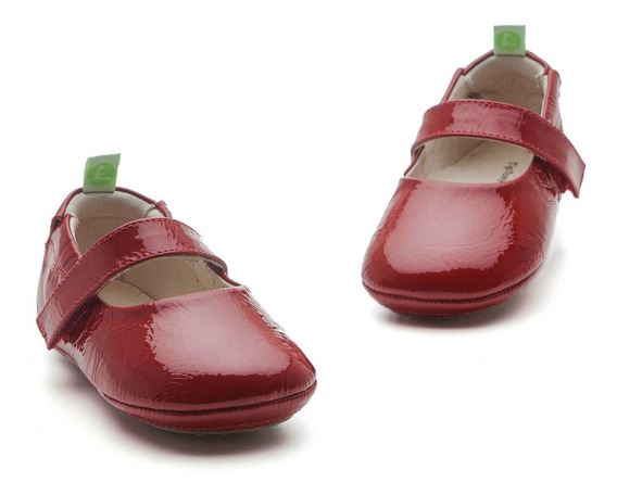 Sapato Tip Toey Joey Dolly Patent Red - 33990