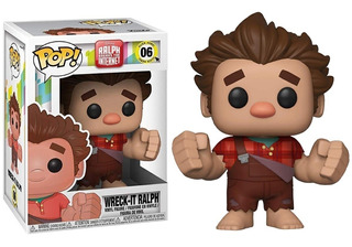 Funko Pop #06 Wifi Ralph - Wreck-it Ralph