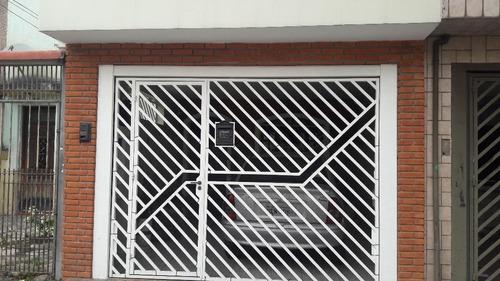 Casa Residencial À Venda, Catumbi, São Paulo. - Ca0457