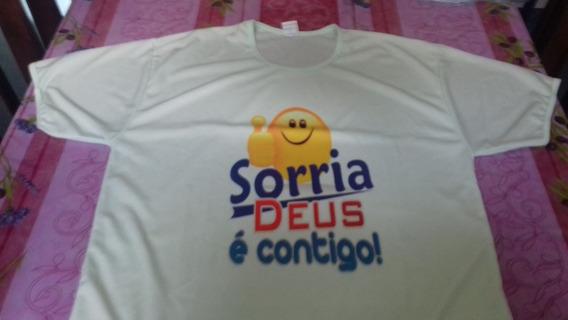 Camisetas Adulto Estampadas 100% Poliéster