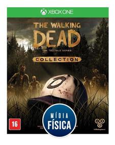 Jogo The Walking Dead: Collection - Xbox One - Mídia Física