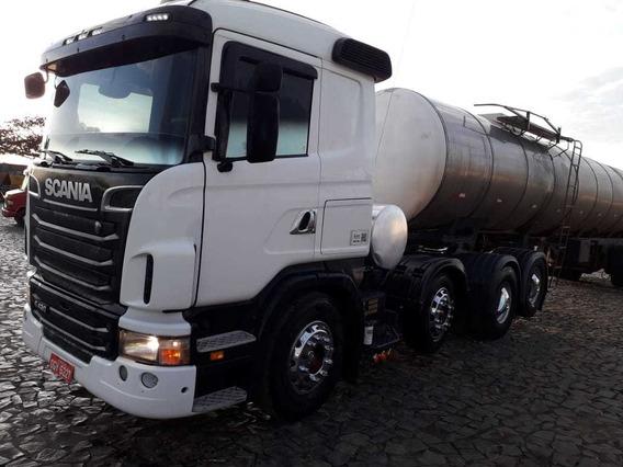 Scania G124 420 8x2