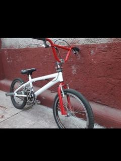 Bicicleta Bmx Freestyle. Poco Uso. Buen Estado