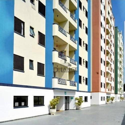 Imagem 1 de 17 de Apartamento Com 3 Dormitórios À Venda, 75 M² Por R$ 450.000,00 - Jardim Flamboyant - Campinas/sp - Ap18236