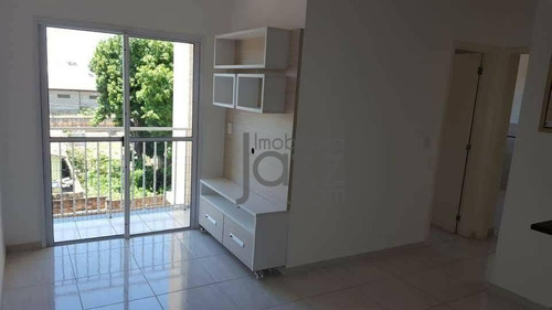 Apartamento Com 2 Dormitórios À Venda, 46 M² Por R$ 200.000,00 - Edifício Residencial Recanto Dos Pássaros - Itu/sp - Ap3511