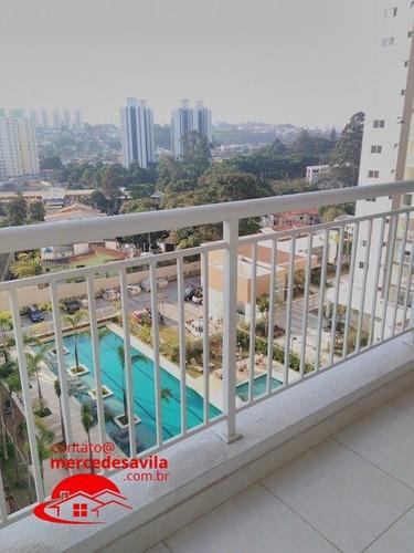 Imagem 1 de 15 de Apartamento Morumbi 65 M² - V-103845