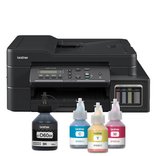 Impresora Multifunción Brother T710 Inyección De Tinta Pce