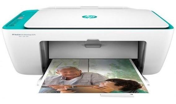 Multifuncional Deskjet 2676 Ink Advantage Wi-fi Hp - Bivolt