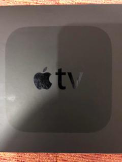 Apple Tv 64 Gb Excelente Estado Poco Uso Impecable