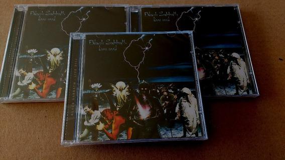 Cd Black Sabbath - Live Evil / Novo E Lacrado