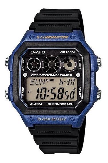 Relógio Casio Ae1300wh-2avdf. Novo, 100% Original.
