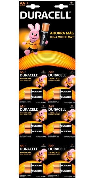 Bateria Duracell Cb Aa 1x12und