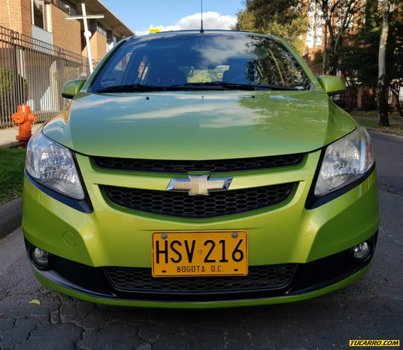 Chevrolet Sail Ltz Hb Mt 1400cc Aa Ct