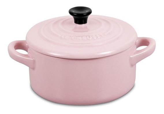 Mini Cocotte Cerâmica Chiffon Pink Le Creuset Le Creuset