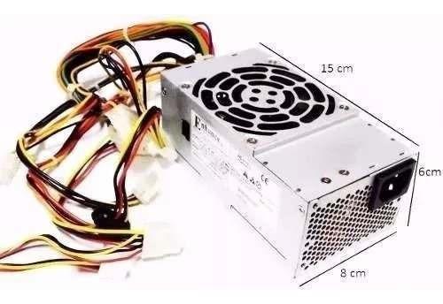 Fonte Enhance Modelo Enp-5927i Para Hp Dell Ibm Positivo Etc