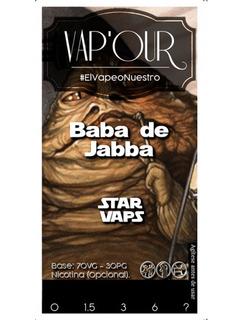 Liquido Para Vapear Baba De Jabba