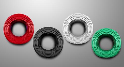 Imagen 1 de 9 de Cable Eléctrico Paquete 2 Cajas Calibre 8 Thw Cca 100m