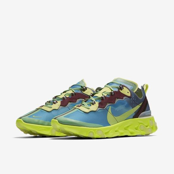 Tenis Nike React Element 87 X Undercover Lakeside Casual