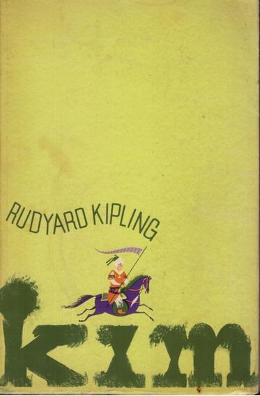 Livro Kim - Rudyard Kipling - 299 Paginas