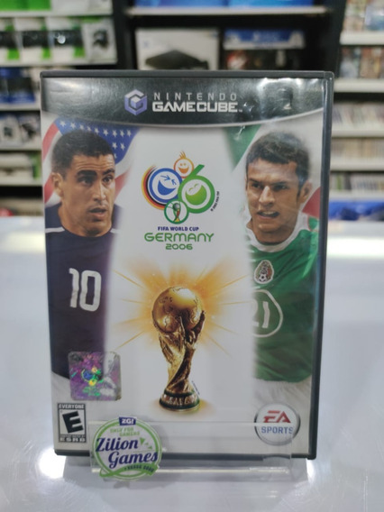 Fifa World Cup Germany 2006 Nintendo Game Cube - Completo