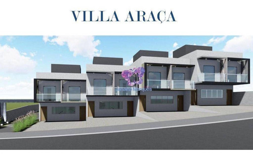 Imagem 1 de 30 de Sobrado Com 2 Dormitórios À Venda, 73 M² Por R$ 320.000,00 - Jardim Bela Vista - Araçariguama/sp - So0058