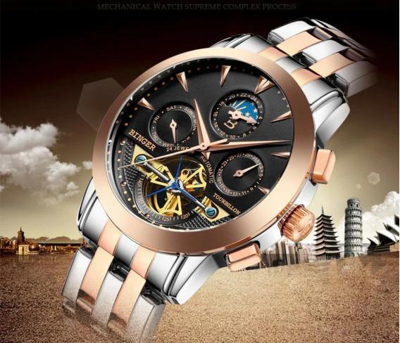 Relógio Binger Automático