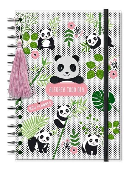 Planner Permanente Médio - Panda