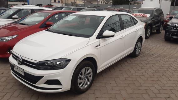 Volkswagen Virtus 1.6 Full Mec Año 2019
