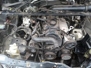 Motor Parcial Pajero Tr4 2.0 16v Gasolina Base De Troca#4654