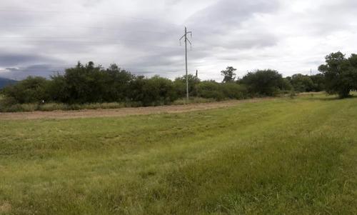 Venta Terreno En Localidad La Punta, Ruta 146 Km 111,6