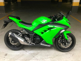 Kawasaki Ninja 300 2014/2014. Único Dono.